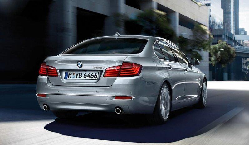 فروش ویژه BMW 535i کامل